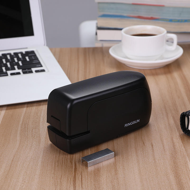 Ringsun office school stationery supplies 20 sheets Automatic electric stapler
