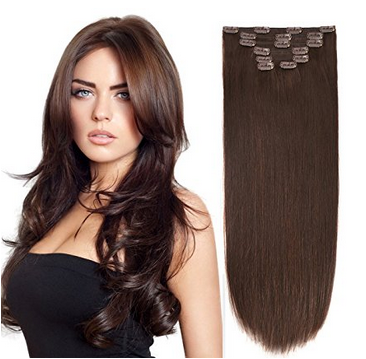 100% Russian Human Remy Hair Extension Wholesale Invisible Seamless Clip in Hair Extensions Human Hair