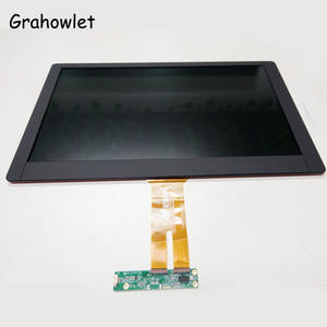 IPS 1080P touch lcd display 15,6 zoll touch panel modul mit EDP interface