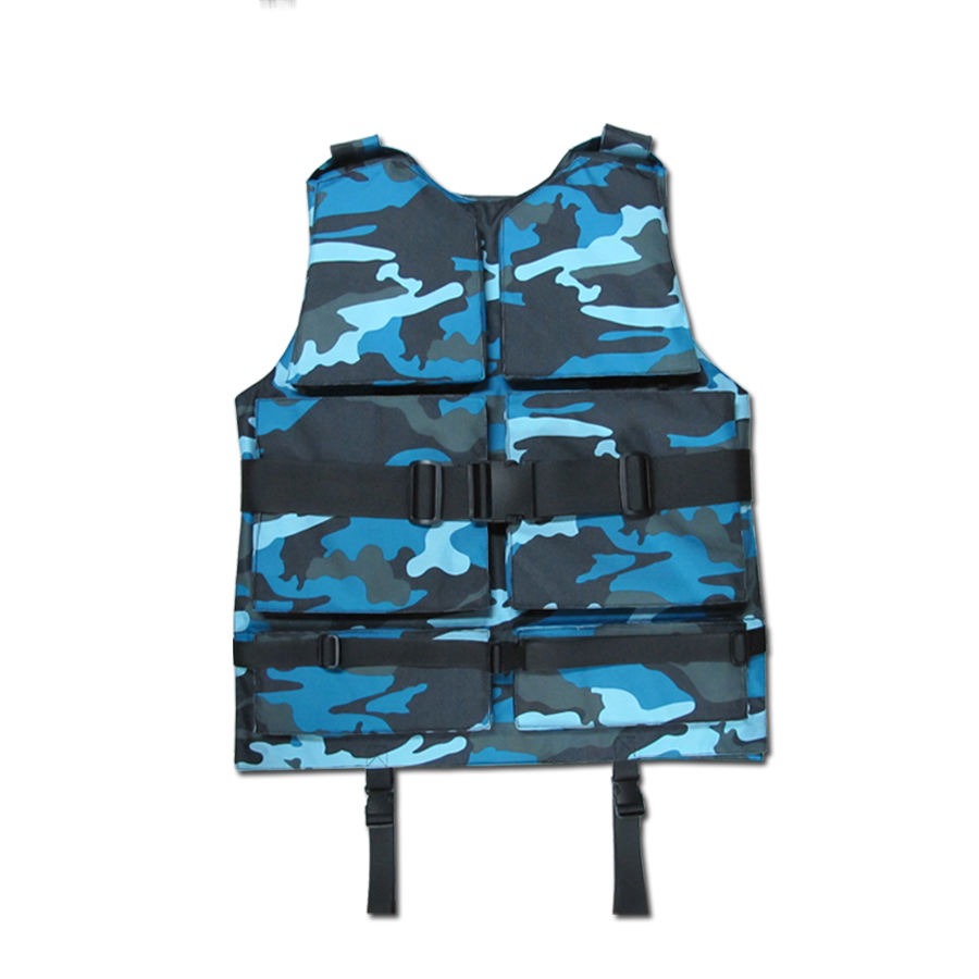 military navy floating bullet proof vest navy body armor