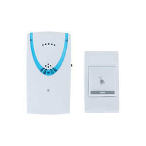 Wireless Door Bell 36 CHIME Home Cordless Portable 100M Range Digital Doorbell