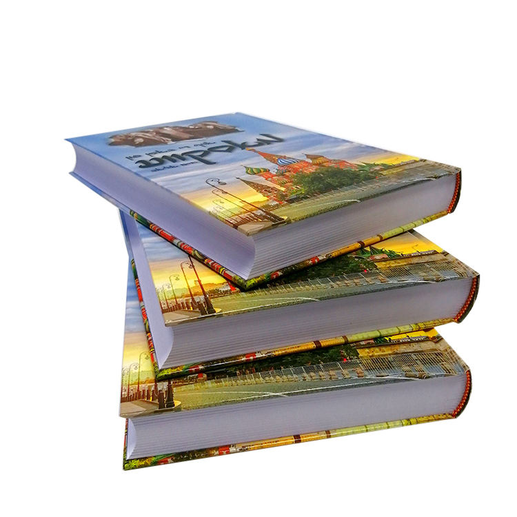 Custom printing good quality professional print bulk cheap hardback hardcover book printing
