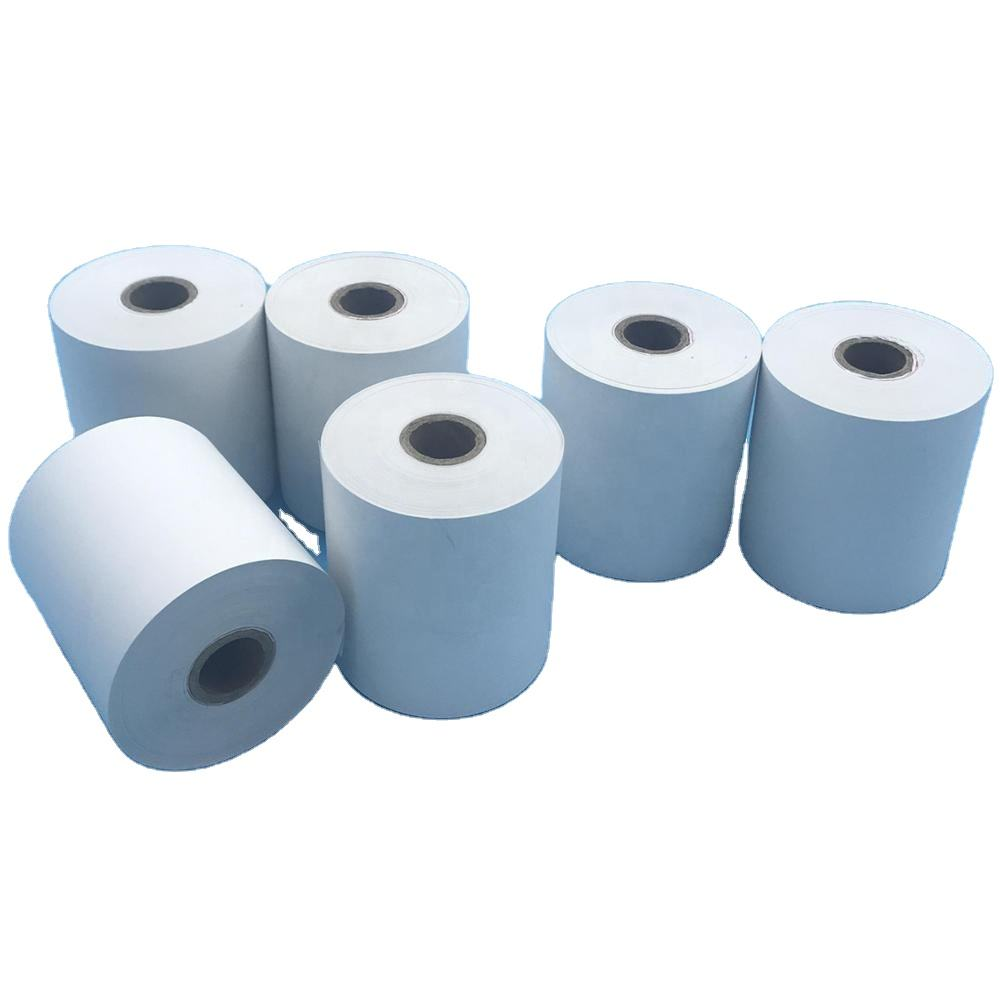 Grade AA 55-65gsm ATM/Bank receipt paper thermal paper