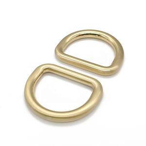 25 32 38mm Snap clip trigger spring Gate O Ring Buckle Purse Nickle Bronze
