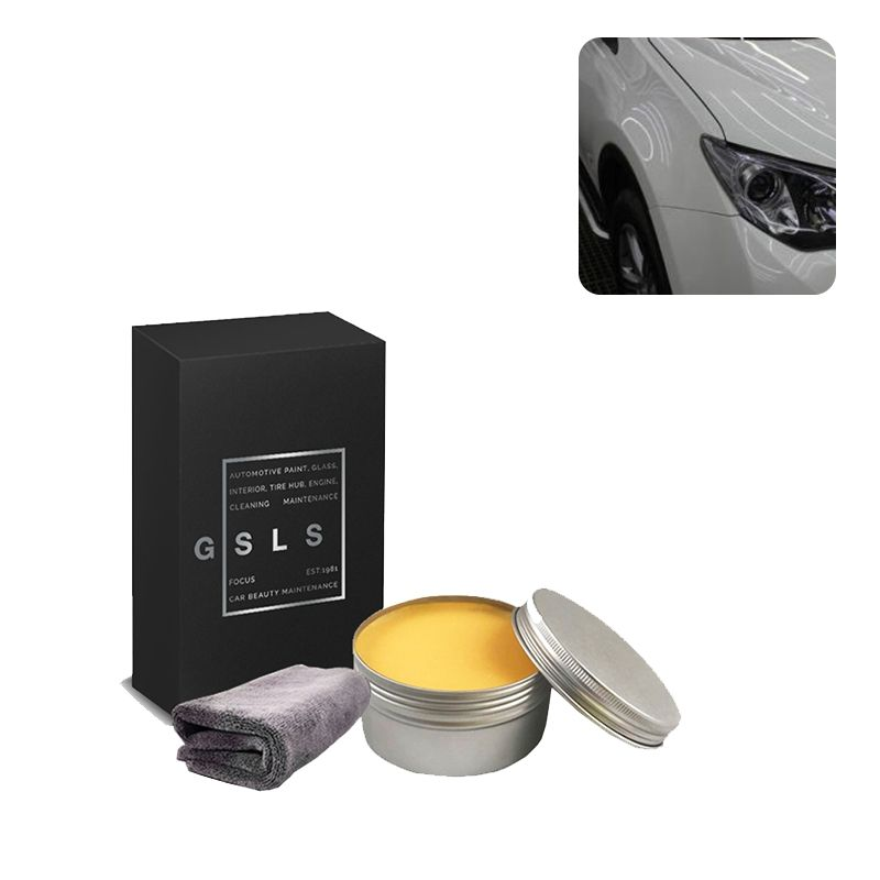100g crystal car wax from Allplace
