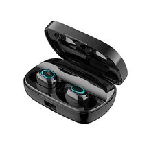 OTAO TWS Audifonos Bluetooth Inalambricos Earbuds in Case Ecouteur Sans fil Bluetooth Skull Candy Headphones Earphone In Ear