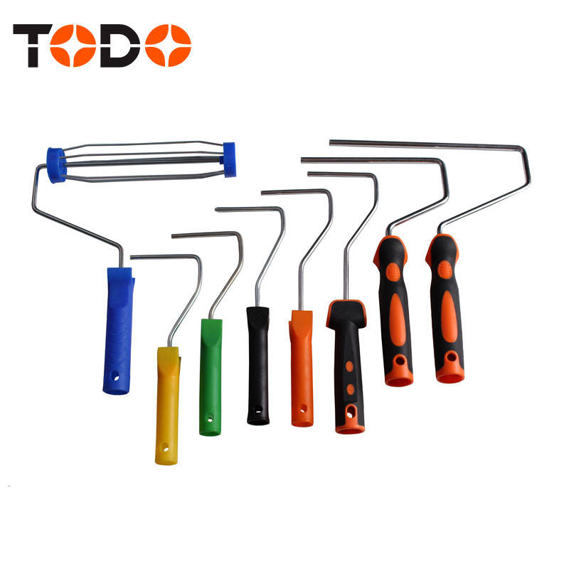 TODO brush American type heavy duty paint roller wire frame