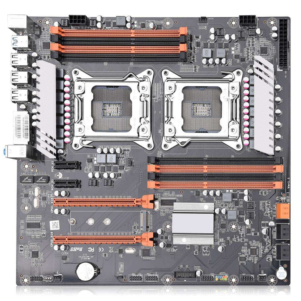 Best x79 lga 2011 dual socket processors motherboard support xeon for sale