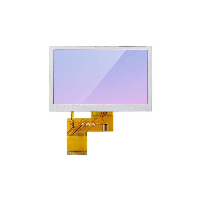 Guangdong Factory 4.3inch 480*272 Tft Lcd Display With High Brightness