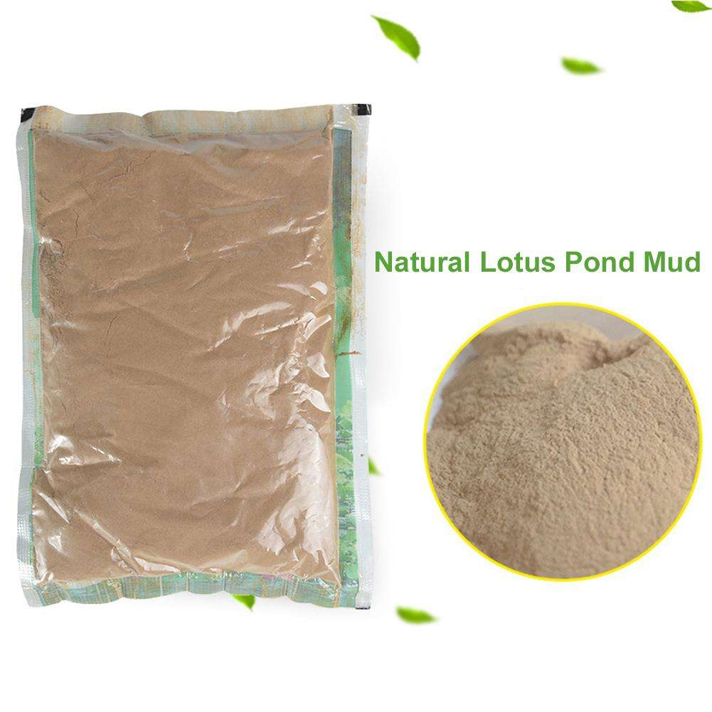 Aquatic Pond Soil Natural Lotus Pond Potting Soil Plant Growing Media For Water Lily Slime Plant Aquatic Plant Seed Cultivation