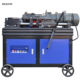 Automatic Rebar Thread Rolling Machine Solid Steel Bar Thread Rolling Machine
