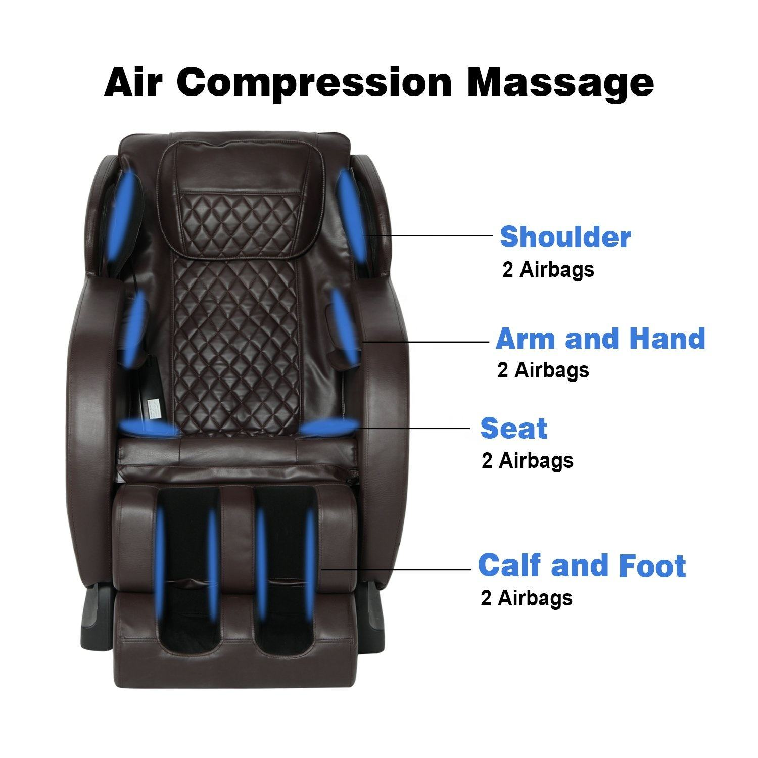 Amazon Warehouse Door To Door Fast Shipping 0 Gravity Massage Chair