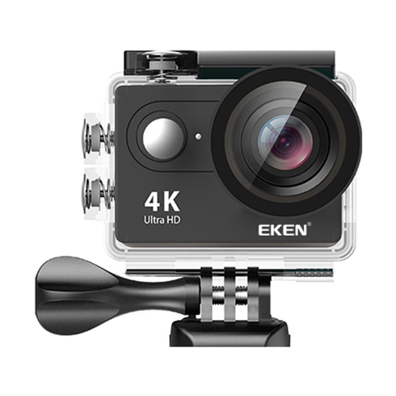 Asli Tahan Air Ultra HD FHD Kamera Video 4K Eken H9R H9 H9Rse H3R Action Camera dengan Remote Control