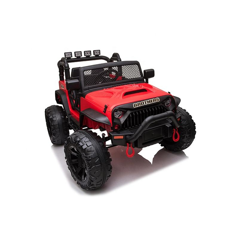 Kids Electric Car Remote Control RideにTruck Jeep Off Road Baby Car