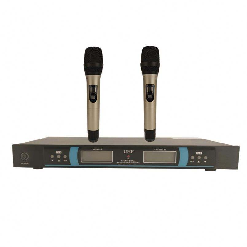Hot Selling Usb Uhf Logitech Zone Plus Headset Bluetooth Karaoke Wireless Microphone
