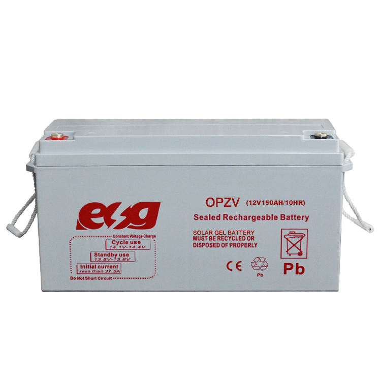 For solar energy 12v150AH Solar SMF gel inverter storage battery