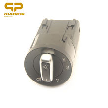 3BD 941 531 3BD941531 Auto Headlight Switch Fog Lamp Switch Control For VW Golf MK4 Passat Polo Beetle