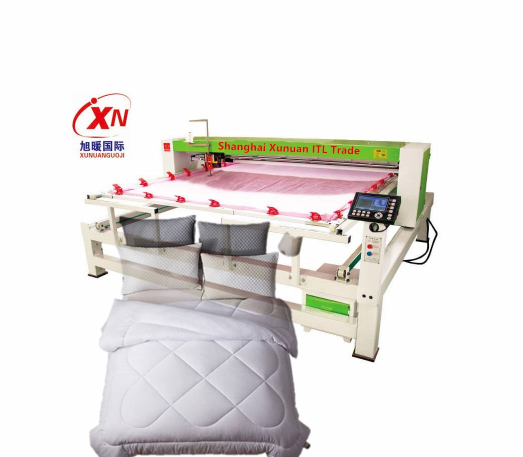 Single Head Quilting Machine Industrial Sewing Machine for Comforter sewing