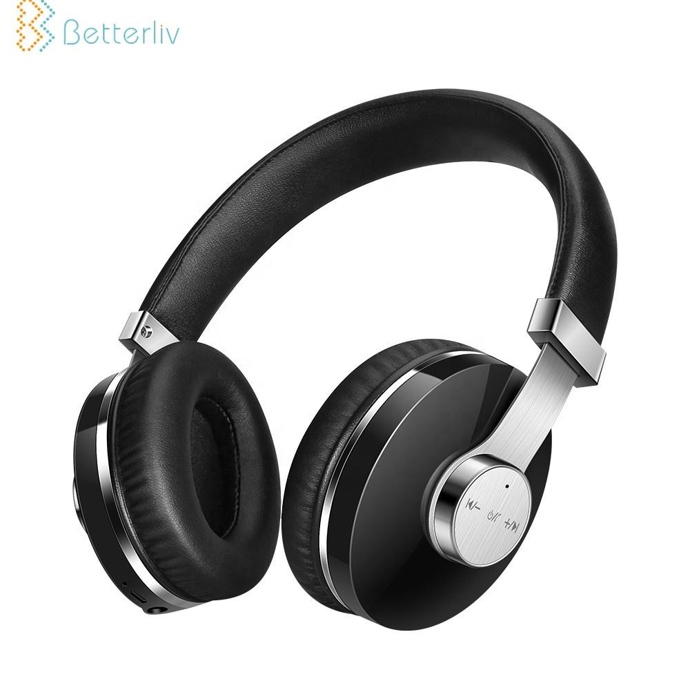 T9 Betterliv Leather Bt Headphones Headset Flip Mini Micro Earpieces Earphones Hifi Dj Under Armour Fones De Ouvido Kablosuz