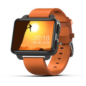 Domiwear 3G GPS WIFI Android 5.1 montre intelligente Smart Watches DM99