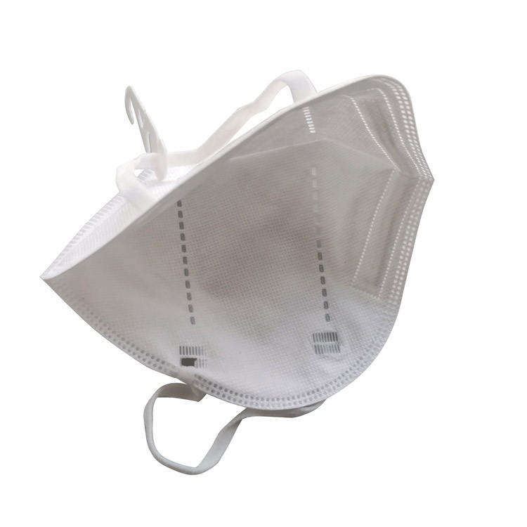2 Years Warranty Masks Manufacturers Wholesale Disposable Breathing Protecrive KN95 Face Masks Earloop
