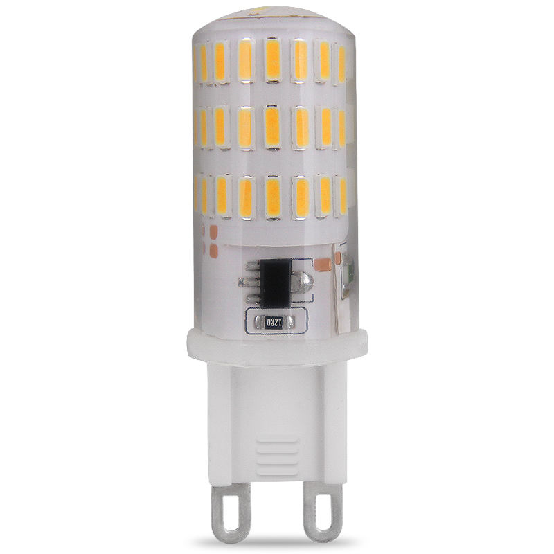 SHENPU Good Price 4W Ceramic G9 Bulb 3000-6500K G9 Dimmable Lamp