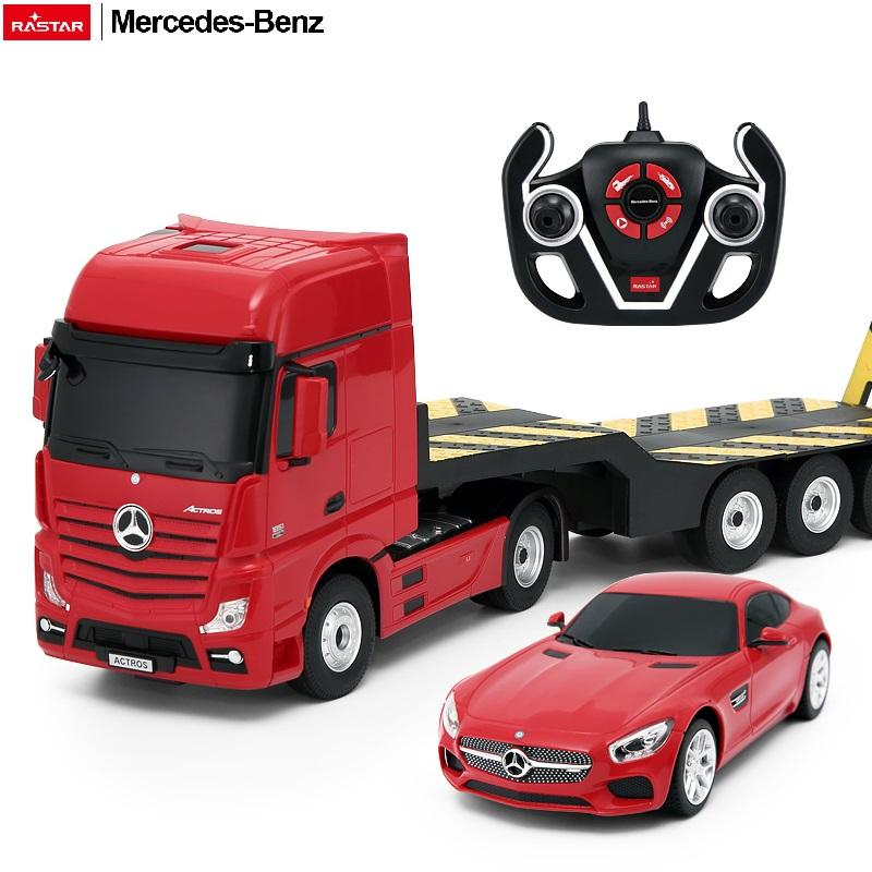 Rastar R/C 1:26 Mercedes-Benz Actros wholesale direct from china