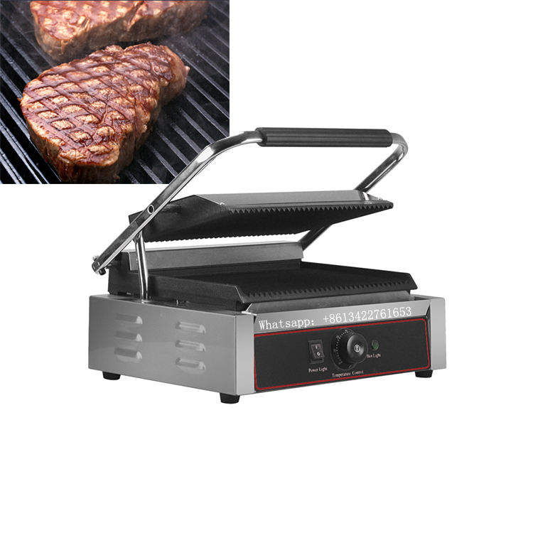 ETL Approved Cuisinart Electric Panini Press and Contact Grill