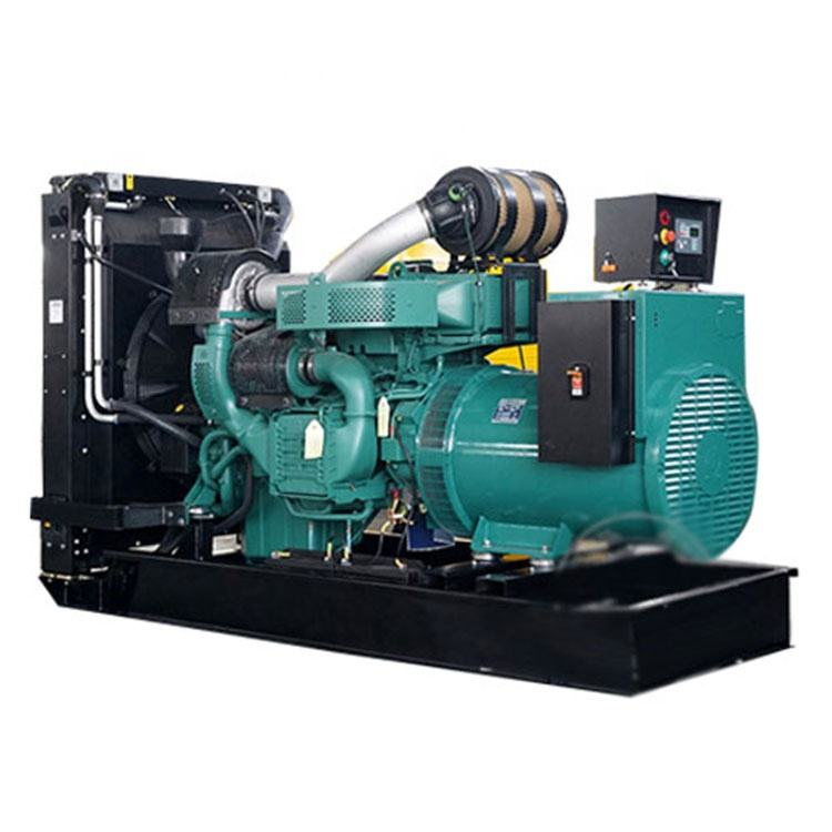 50HZ/60HZ diesel generator with TAD1641GE engine power generator 500kva 400kw