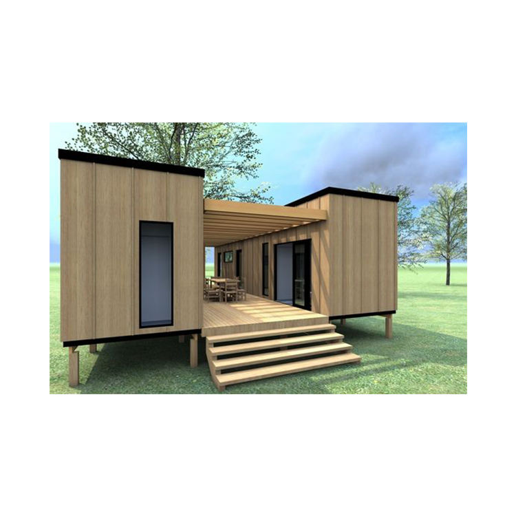 Hurricane proof prefab house ready container house galvanized apartment building hot sell in america