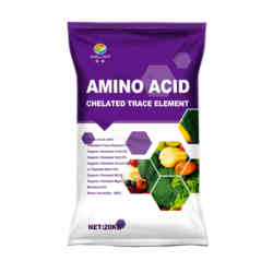 Amino Acid Chelated Trace Elements Fertilizer for Agriculture