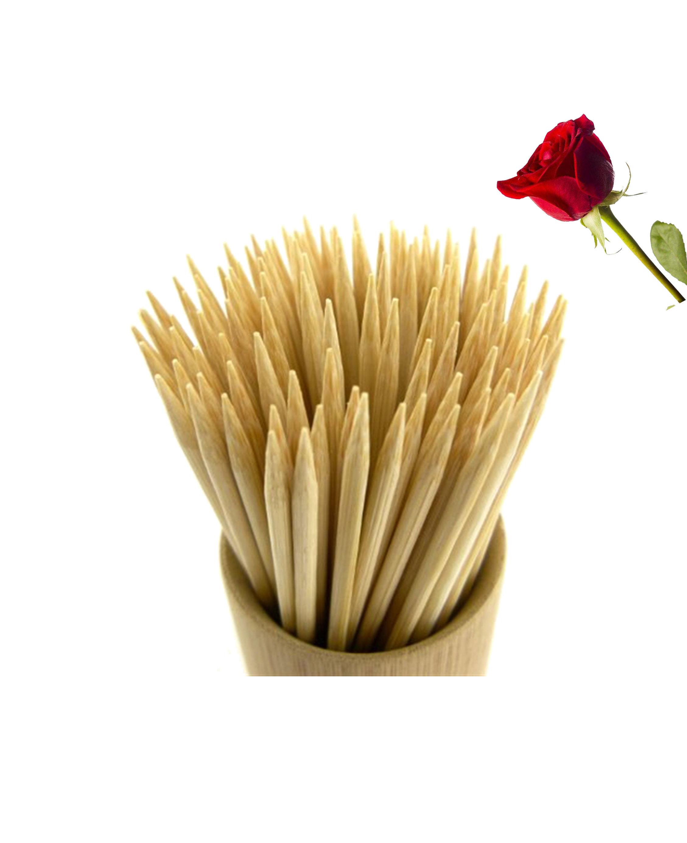 Bambus spieß sticks lebensmittel 36 zoll 5mm 36 inch * 7mm stick