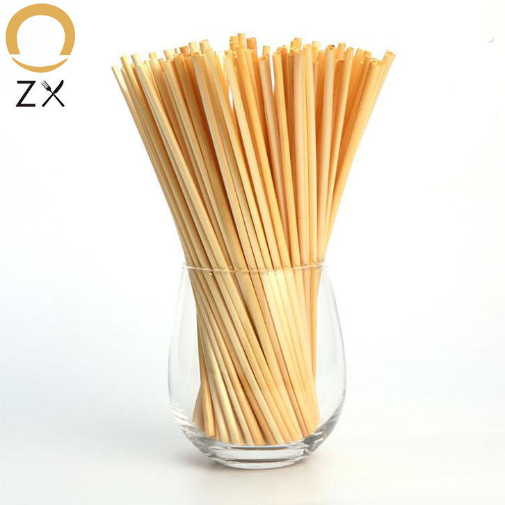 New Product Amazon 2019,Eco Friendly Organic All Natural Biodegradable Wheat Straws for Drinking