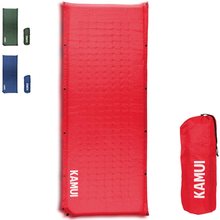 Nature Tpu Static Lightweight Inflatable Ultralight Hiking Air Sleeping Mat Pad Air Bed Inflatable Mattress For 1 Person