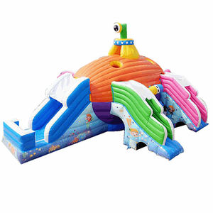inflatable submarine slides for above ground pool n water park inflatable slide for swimming pool