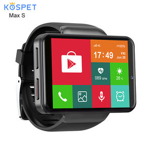 Baru Ticwris Max S 4G Android Smart Watch 2.4