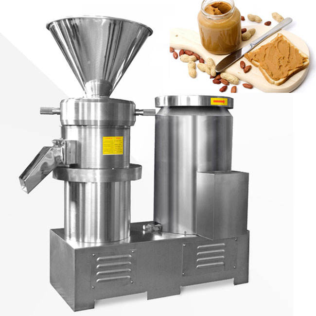 Commercial Price Ginger Garlic Onion Tomato Paste Peanut Butter Grinding Machine Pepper Chili Sauce Making Machine