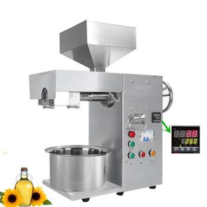 Commercial Mini Oil Press Machine/Sunflower Oil Extractor/Vegetable Seeds Oil Press