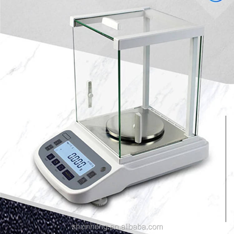 High Precision 0.001g 1020g External Calibration Laboratory Jewelry Weighing Electric Balance Scale
