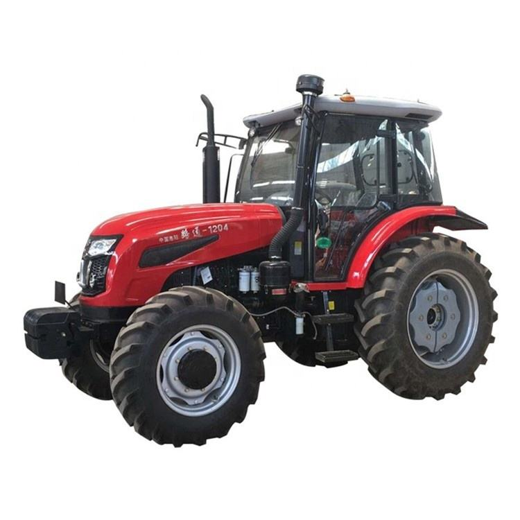 Top Quality 4x4 Drive Lutong 120HP Tractor Lt1204 for Farm
