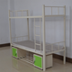Wholesale Knock Down Modern Iron Metal Frame Bunk Beds with Storage Box