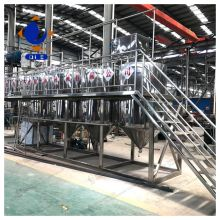 Sunflower seed oil making machine sunflower oil pressing/refinery/extraction machine production line