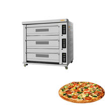 Professional Commercial Bakery Oven for Bread Baking of Kitchen