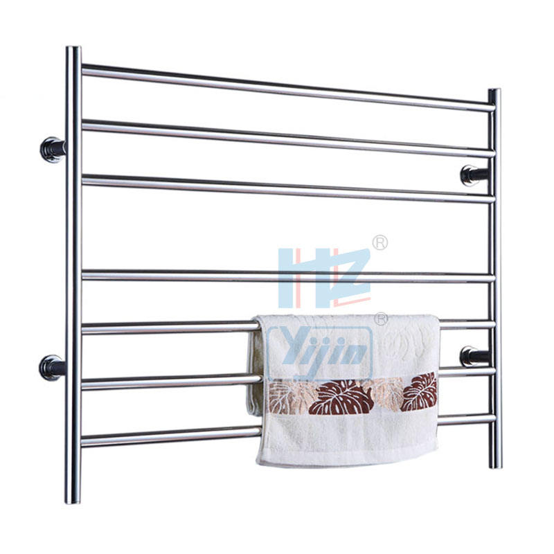Stainless Steel Electric Heated Towel Rail Wall Mounted Towel Warmer Electric Towel Radiator 920