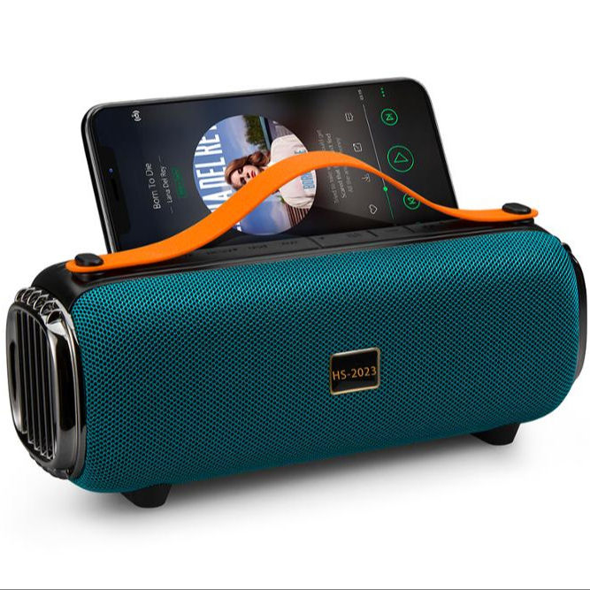 Newest Portable Speaker with bt/FM/USB/MIC/TWS