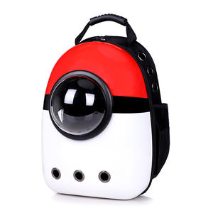 Portable Breathable Cat Backpack Capsule Pet Basket pet outdoor Travel bag Dog Cat Space Carrying Cages Cat Carrier