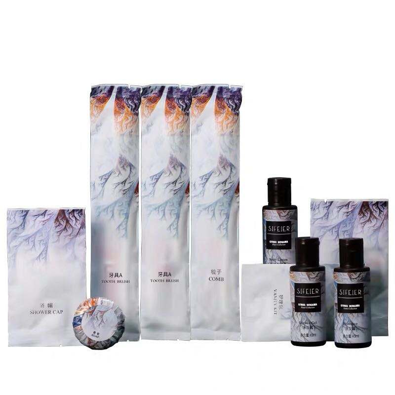 Set Hotel Amenities Cheap Hotel Amenities Set Disposable Hotel Bathroom Amenities Set Luxury List