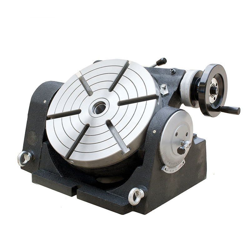 Tilting rotary table for milling machine TSK universal tilting rotary table