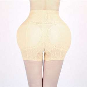 Low Price Hight Waist Hip Padded Panty Thigh Body Shaper Butt Enhancer Shapewear Butt lifter Lace Padded Underwear For Women