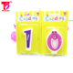Birthday Candles Digital Birthday Candles 0-9 Cake Decoration Candles Birthday Party